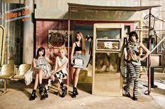 """2NE1 (투애니원) releases MV for """"Falling In Love""""!"""