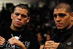Nate & Nick Diaz #MMA