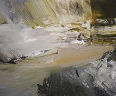 Gareth Edwards, 'Najizal Zorn, Penwith', oil on canvas 26 x 31cm, SOLD