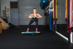 The better you prepare your body for snowboarding, the harder you can ride all winter long. The B Project is a Carlsbad, CA-based gym that helps many professional snowboarders strength train. Kimmy Fasani  put us in touch with the B Project to bring you a Burton Girls exclusive snowboarding fitness series, and this is the fifth article. Get more information and exercises from the other fitness articles in this series.  read more →