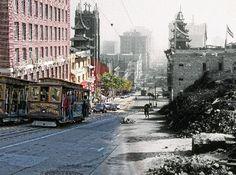 Il sisma di San Francisco un secolo dopo - Tgcom24 - Foto Shawn Clover