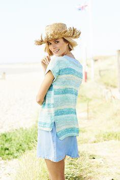 Sweaters in Stylecraft Sundae DK (9240) | Deramores