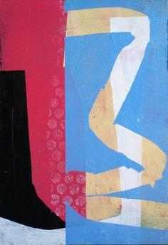 "Saatchi Online Artist Jim  Harris; Painting, ""Intermission Riff"" #art"