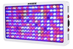 HIGROW Optical Lens LED Grow Light Full Spectrum with Veg and Bloom Switch for Greenhouse and Indoor Plant Growing Full Spectrum Light, Best Led Grow Lights, Growing Plants Indoors, Look Good Feel Good, Industrial House, Indoor Plants, Coloring Books, Bloom, Lens