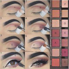 Ich brauche die Anastasia Beverly Hills Modern Renaissance-Palette so in . - Make-up - Makeup Makeup Guide, Makeup Hacks, Makeup Goals, Makeup Trends, Makeup Inspo, Makeup Inspiration, Makeup Ideas, 2017 Makeup, Makeup Stuff