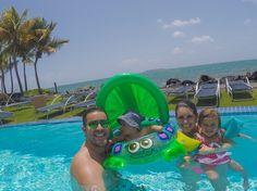 Family fun at Coqui Water Park at  El Conquistador Resort
