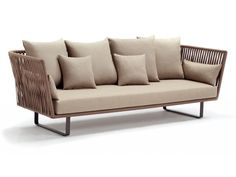 Garden sofa Bitta Collection by KETTAL