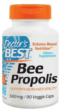 Doctors Best Bee Propolis - 90 V-Capsules Up to off at Best Vitamin D3, Bee Propolis, Muscle Function, Best Doctors, Bone Health, Sports Nutrition, Vitamins, Healthy, Bees
