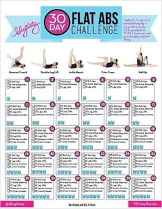 Get toned abs in just 30 Days with this Abs Challenge! Do the moves listed & you… – 30 Day ABS Workout Plans Reto Fitness, Fitness Herausforderungen, Fitness Workouts, At Home Workouts, Fitness Motivation, Health Fitness, Monthly Workouts, Fitness Journal, Fitness Goals