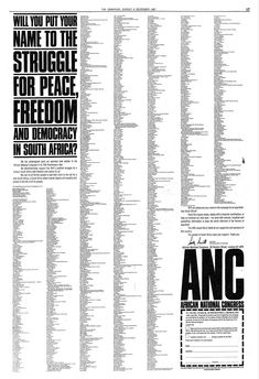 17 December, 1987 African National Congress, Political Party, Going Crazy, Need You, Fundraising, Charity, December, About Me Blog, Names
