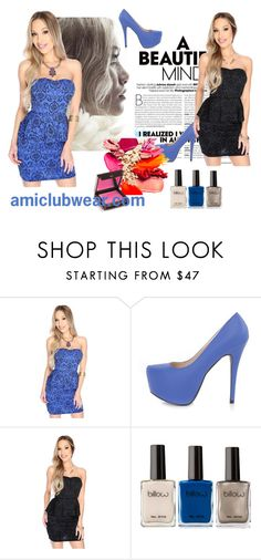 """""""Amiclubwear 3"""" by sanja90 ❤ liked on Polyvore featuring Jouer"""
