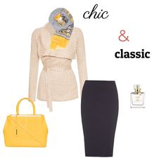 Yellow cashmere
