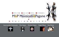 M&P - Monticelli&Pagone+Apulian Aliens Cover Event