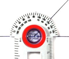 The #bullseye compass is a 3 in 1 tool providing a compass, protractor, and ruler all in one. The opening in the Direct View compass point provides the #easiest, ...