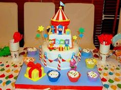 MuyAmeno.com: Tortas de Pocoyo para Fiestas Infantiles