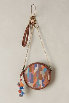 Puzzle Patch Canteen Bag #anthropologie