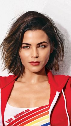 Jenna Dewan, short hair, actress, photoshoot, 2018, 720x1280 wallpaper