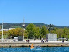 Alexander the great statue at Thessaloniki's coast line !   #sail #babasails #SKG #thessaloniki #Greece #thingstodo #halkidiki #travel #citybreak #tour #cruise