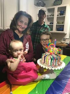 Lee pace's lill nephew's first birthday.