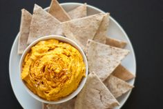 spicy sweet potato hummus.  I will use the some of the +20# uber sweet pink banana squash grown in life lab at Orchard School
