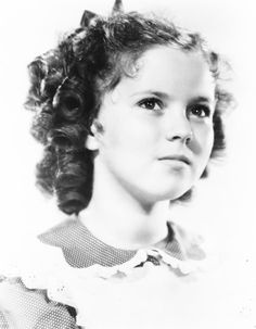 Shirley Temple, 1940.