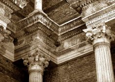 Column detail, gymnasium, Sardes. Sardis or Sardes was an ancient city at the location of modern Sart in Turkey's Manisa Province. Sardis was the capital of the ancient kingdom of Lydia, one of the important cities of the Persian Empire.