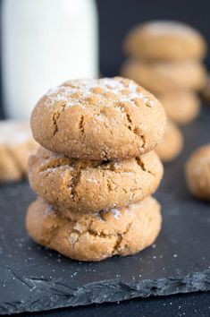Ginger Spice Cookies | Food - Cookies | Pinterest | Spices, Cookies ...