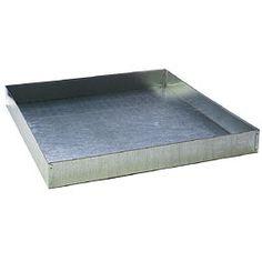 custom sheet metal pans