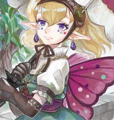 Princess Agitha (アゲハ)