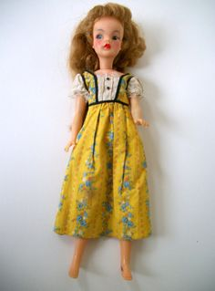 Vintage Ideal Toys Corp Tammy Doll BS12 1st 1960s by ToysNwhatNot, $89.95~hmmmm...mine is in better shape with a bunch of clothes....should I sell??  Aaaaak! Just cannot!