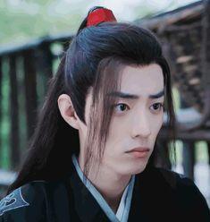 Xiao Zhan is my boyfriend 💕 Captive Prince, Live Action Movie, Two Men, Drama Movies, Period Dramas, Actor Model, Anime Manga, Pretty People, Kdrama
