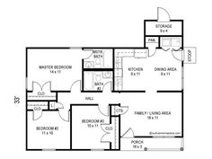 I Like This Icf Home Plan These Homes Are Built To Last