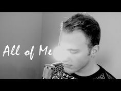 John Legend - All of Me (Brandon Skeie Cover)
