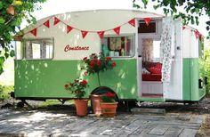 Caravan of love – inred husvagnen i vintagestil