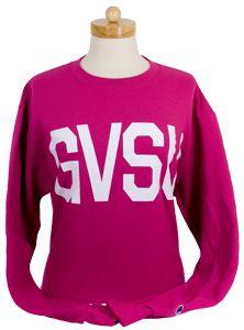 #GVSU Crewneck Sweatshirt