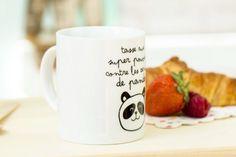 Oh un mug panda ! Merci Mr Wonderful.