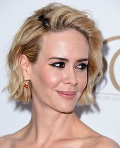 Sarah Paulson. Sarah was born on 17-12-1974 in Tampa, Florida, USA as Sarah Catherine Paulson. She is an actress, known for American Horror Story (2011), Carol (2015), Serenity (2005), and Mud (2012).