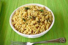 Spinach Rice (Gluten Free)