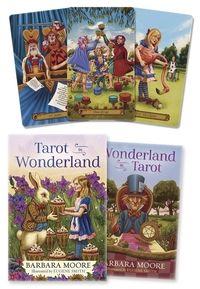 Llewellyn Worldwide - Tarot in Wonderland