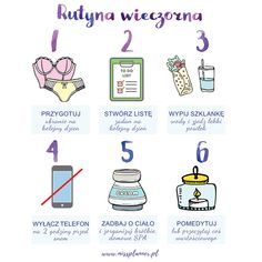 3 tydzień wyzwania: 28 dni do lepszej organizacji czasu. Plan i wskazówki. – Oficjalny Sklep Miss Planner Night Routine, Day Plan, Good Habits, Study Motivation, Self Development, Better Life, Happy Life, Life Organization, Back To School