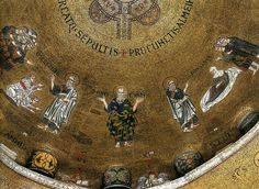 Faces of Medieval Europe: Saint Mark's Basilica Venice Italy