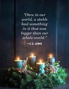 These religious Christmas quotes are perfect for celebrating the season. #christmasquotes #christmas