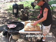 Fishermens Breakfast Fish Recipe by the BBQ Pit Boys