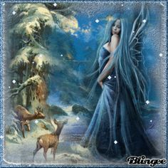 Related Pictures winter fairy pictures