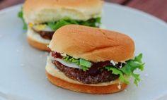 black bean/quinoa burgers - for @Megan Seelye
