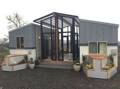 Best shipping container house design ideas 84