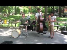 NYC Street Performers Noah and Company Compete in the Stars of the Street Contest