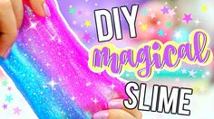 DIY Unicorn Glitter Slime! DIY Rainbow Glitter Slime! How To Make Slime! What To Do When You're Bored! DIY Science Projects! Hey everyone! Today I'll be show...