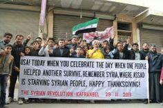 #kafranbel #syrianpeople