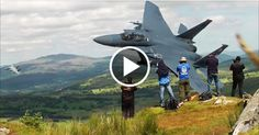 You ABSOLUTELY Need To Go To This Place If You Love PlanesIf you're an airplane aficionado, you could head out to the local airport to watch planes in action or you could head out to a spot that's just a little bit more exciting.We introduce to you the low flying jet site in Wales,